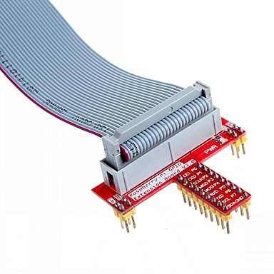 Wholesale 26 Pin Specified Data Cable And T GPIO Expansion Board Accessory for Raspberry PI B+