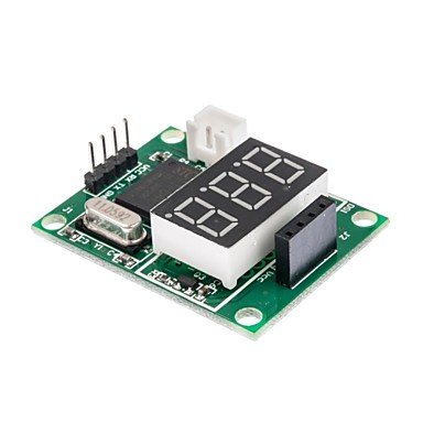 Wholesale RCW-0012 Ultrasonic Module Distance Measuring Transducer Test Display Module (Only Supports 5V)