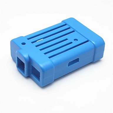 Wholesale Raspberry Pi Type B 512M Fixing Housing Case Light