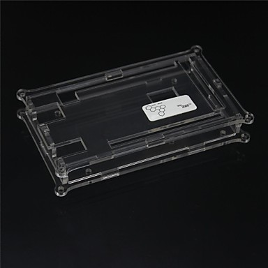 Wholesale Protective Acrylic Case for Arduino MEGA 2560 R3 - Transparent