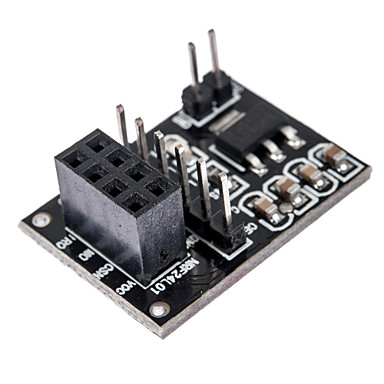 Wholesale Wireless Module Adapter Board 3.3V Supporting 24L01 Module Using for Smart Car