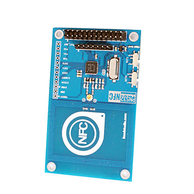 Wholesale 13.56MHz Arduino PN532 On-board Antenna NFC / RFID Module Compatible Raspberry Pi