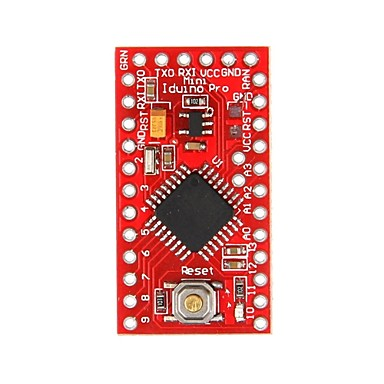 Wholesale Geeetech Iduino Pro Mini328 Atmega328 5V 16MHz Microcontroller Board for Arduino