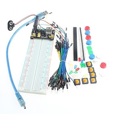 Wholesale Breadboard Power Supply Basic Kit for Arduino