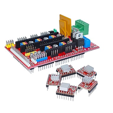 Wholesale 3D1.4+A4988 (Including Heat Sink)
