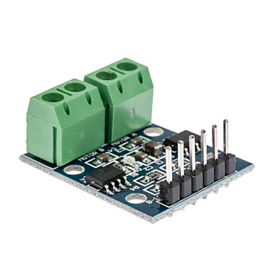 Wholesale XD - 56 HG7881 HG7881 Chip Two Road Motor Driver Board Drive Module for Arduino