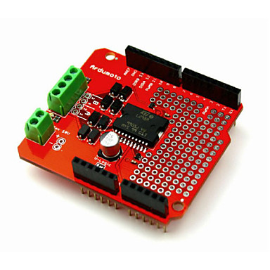 Wholesale Ardumoto L298P Motor Driver Shield for Arduino