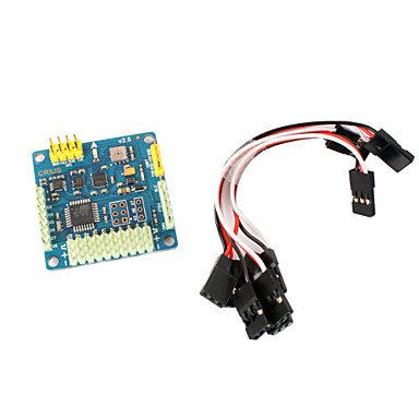 Wholesale CRIUS MWC MultiWii SE V2.5 Version Multi-Copter 4-Axis Main Flight Control Board