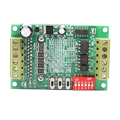 Wholesale TB6560 3A Single-Axis Controller Stepper Motor Driver Board for Arduino