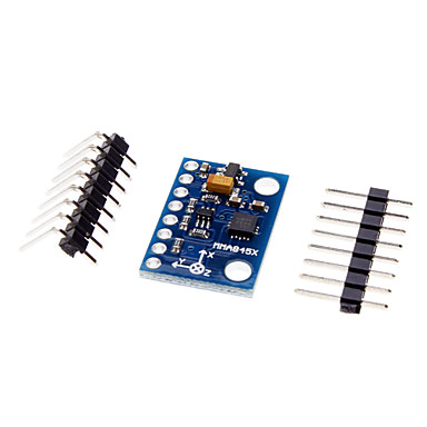 Wholesale MMA8452 3-Axial Triaxial Digital Accelerometer Module for (For Arduino)