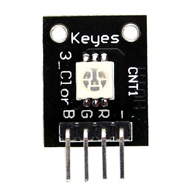 Wholesale (For Arduino) Three Color LED Module