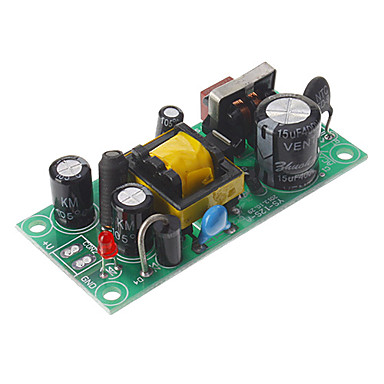 Wholesale Switching Power Supply Module - Green (5V / 2A)