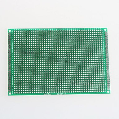Wholesale Double-Sided Glass Fibre PCB Prototype Board for Arduino (8 x 12cm)