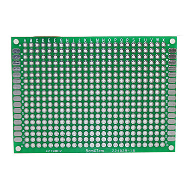 Wholesale PDMB05 PCB Prototype Blank PCB 2 Layers Double Side Protoboard