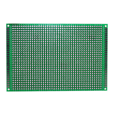 Wholesale PCB Protoype Blank PCB 2 Layers Double Side Protoboard for (For Arduino)