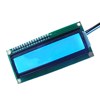 Wholesale IIC I2C/SPI/TWI LCD1602 Module for Arduino Compatible