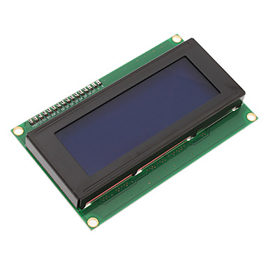 Wholesale IIC / I2C Serial LCD 2004 Module Display for (For Arduino) (Works with Official (For Arduino) Boards)