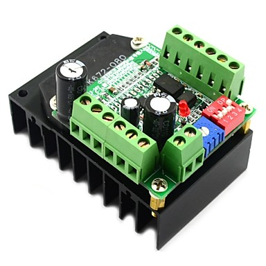 Wholesale Jtron STK672 Stepper Motor Driver - Green