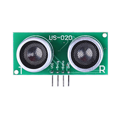 Wholesale Ultrasonic Sensor US-020 Distance Measuring Module - Green