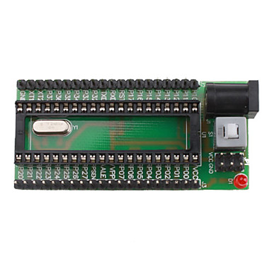 Wholesale 51 MCU SCM Microcontroller STC89C52 Development Board