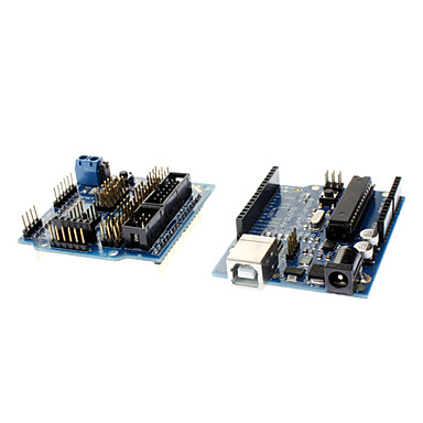 Wholesale 6 in 1 Duemilanove 2009 Board Kit for (For Arduino)