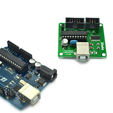 Wholesale 2011 (For Arduino) Uno with Download Board with USB Cable