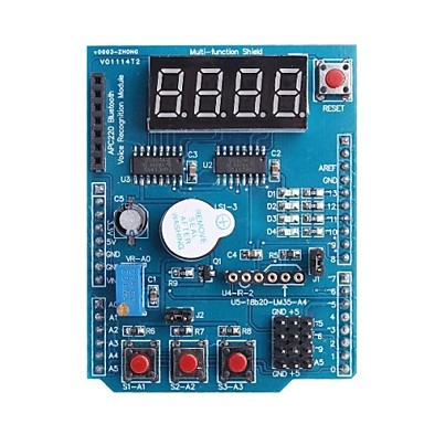 Wholesale DIY (For Arduino) Multifunctional Expansion Board