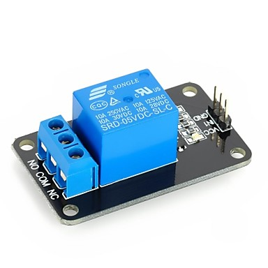 Wholesale DIY 5V Relay Module for (For Arduino) (Works with Official (For Arduino) Boards)