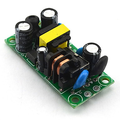 Wholesale AC-DC Output 12V500mA Switching Power Supply Module Built-in Industrial Power LED Bare Board