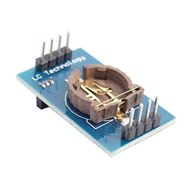 Wholesale 012604 3-in-1 DS1307 + AT24C128 + DS18B20 Board Module