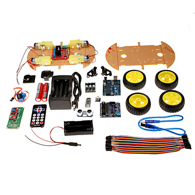 Wholesale Bluetooth multifunctional car Kits for Arduino (With 1602 LCD Display)