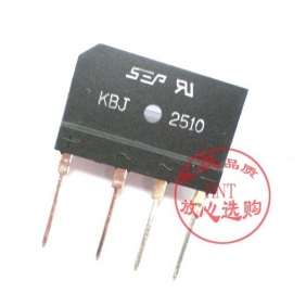 Wholesale KBJ2510 25A1000V Bridge type Diode Power