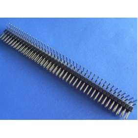 Wholesale 10pcs Pin header 2x40 90 degree bended pins