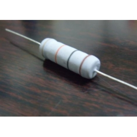 Wholesale 5W Carbon Film resistor 5% 100 pcs for each value,all series(not mixed)
