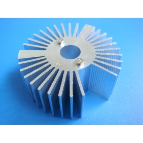 Wholesale High power LED heatsink, Suitable for 3W and 5W Power LED, 53MM*22M