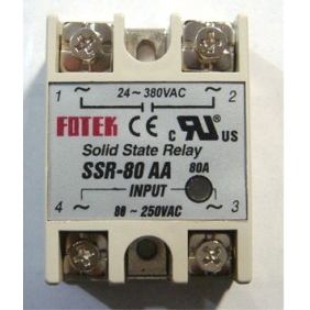Wholesale 2pcs Solid State Relay AC to AC SSR-100AA 100A