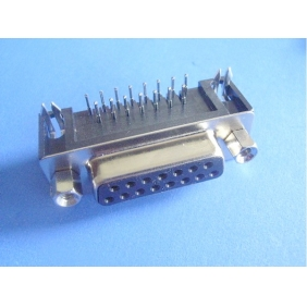 Wholesale 15pins Contact Female PC Mount Connector