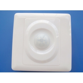 Wholesale High quality Energy Saving PIR Motion Sensor Automatic Lighting Switch Worldwide suitable