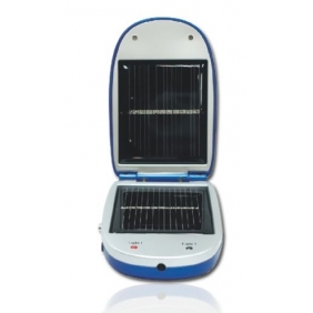Wholesale Multi-function Solar Charger with Li Battery