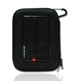 Wholesale Hot Sale Solar Charger Case with Build-in 1200mAh Li-Battery