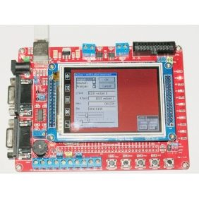 "Wholesale ARM Cortex-M3 STM32F103ZET6(development board ) with 3,2"" TFT-module"