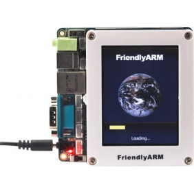 Wholesale ARM9 mini2440 S3C2440 Board+3.5 Touch Screen LCD