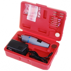 Wholesale Mini Electronic Drill Grinder with Cutting/Sharpening/Polishing Tools Kit