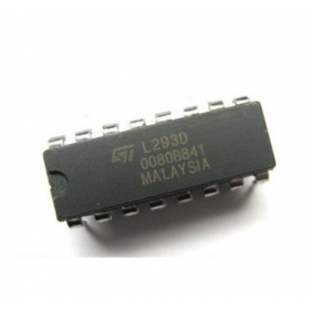 Wholesale L293D L293 PUSH-PULL FOUR CHANNEL MOTOR DRIVER IC