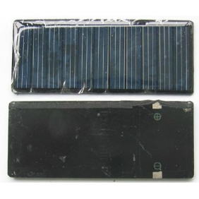 Wholesale 5pcs High Efficiency Solar Cell 37.2*89.2mm 5.5V 80mA 0.44W