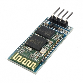 Wholesale Wireless Bluetooth Module Slave HC-06 RS232 Serial RF Transeiver MCU for Arduino