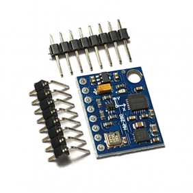 Wholesale GY-81-3205 10DOF ITG3205 BMA180 HMC5883L MultiWii MWC Flight Control Module for (For Arduino)