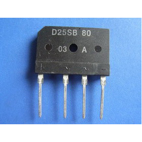 Wholesale 10 pcs D25SB80 Brigde Rectifier