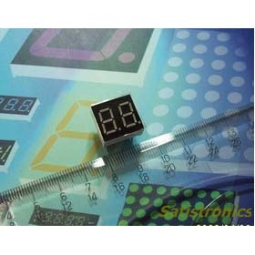 Wholesale 50pcs 0.36 inch Dual digital LED Display