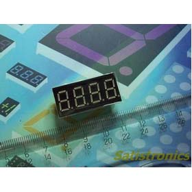 Wholesale 50pcs 0.36 inch Four digital LED Display